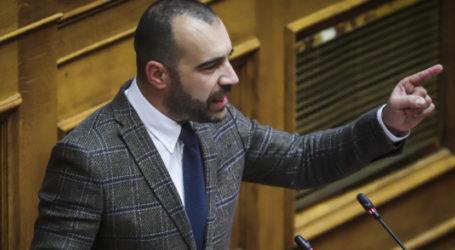 Π. Ηλιόπουλος: Η Χρυσή Αυγή είναι το μοναδικό αυθεντικό Πατριωτικό κίνημα της Χώρας και γι' αυτό την φιμώνουν!