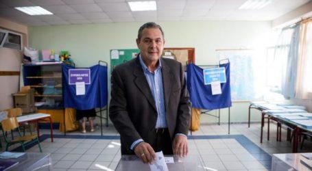 Δεν κατεβαίνει ο Πάνος Καμμένος στις εκλογές -Μετέωροι οι τέσσερις βουλευτές των ΑΝΕΛ