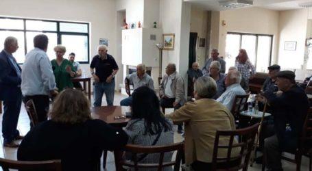 Εσκίογλου: Δημιουργούμε δημοτικό λαχανόκηπο για ηλικιωμένους και ευπαθείς ομάδες