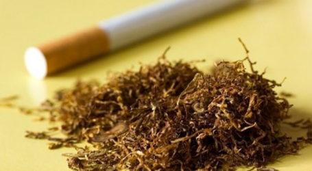 Σύλληψη στη Λάρισα για κατοχή λαθραίου καπνού