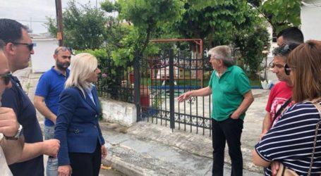 Καραλαριώτου: Ολοκληρωμένη παρέμβαση στη Ν.Σμύρνη