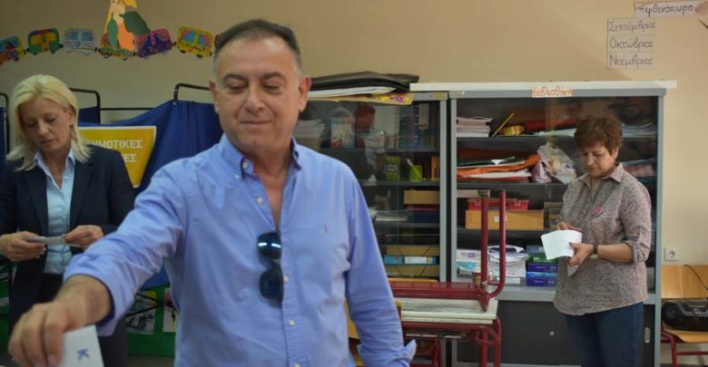 Χρ. Κέλλας: «Να ψηφίσουμε για να έρθει η μεγάλη πολιτική αλλαγή για μια καλύτερη Ελλάδα»