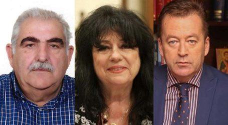Στηρίζουν Καλογιάννη με κοινή δήλωση τους Κόκκαλης, Βαγενά και Παπαδόπουλος