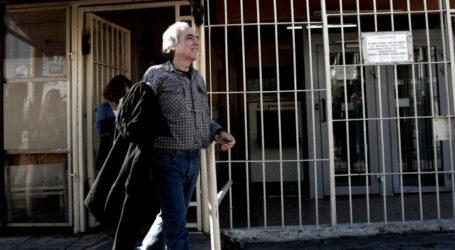 Αναστάτωση στον Βόλο: Αναμένεται μεταμεσονύχτια απόφαση για την άδεια Κουφοντίνα