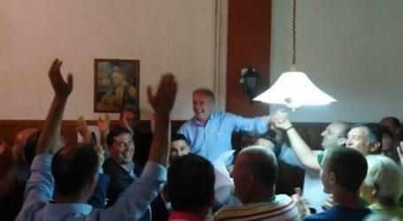 Επική νίκη Μανώλη: Με μόλις 56 ψηφοδέλτια διαφορά δήμαρχος Τεμπών από την πρώτη Κυριακή! (video)