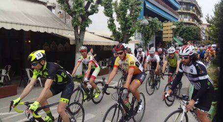 Σε αγώνες ποδηλασίας στην Πτολεμαΐδα η Νίκη Βόλου