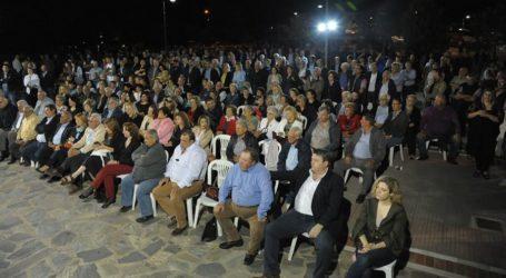 Θ. Νασιακόπουλος: «Όσο ισχυρότερη η αυτοδυναμία, τόσο μεγαλύτερη η μείωση τελών και περισσότερα τα έργα»