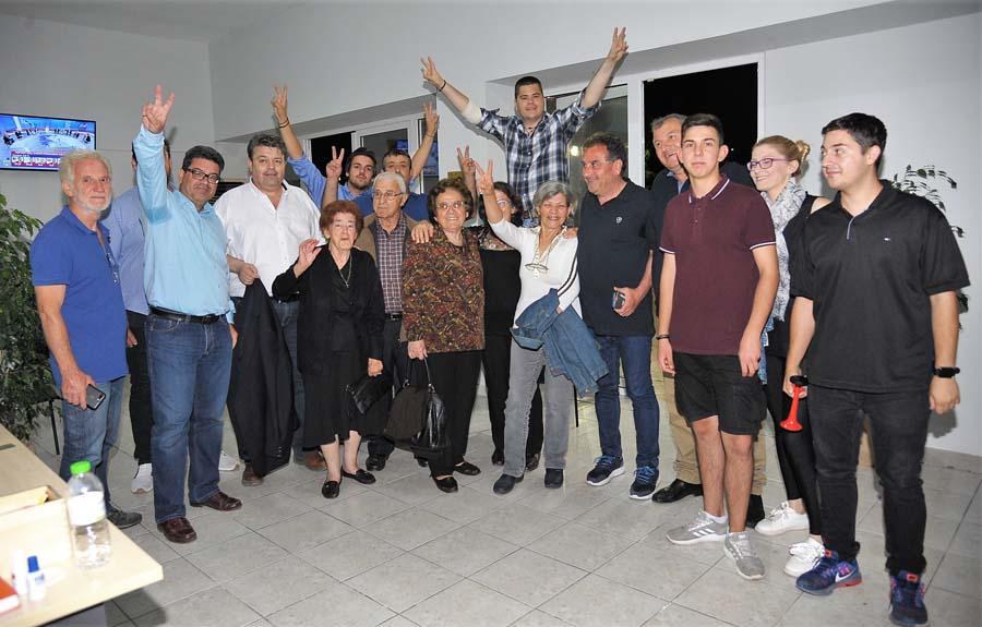 Ξεκίνησαν τα πανηγύρια περιμένοντας την εκλογή Νασιακόπουλου από την πρώτη Κυριακή (φωτό)