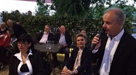 Γ. Μανώλης: Το Πουρνάρι στέλνει ξεκάθαρο μήνυμα δημοτικής αλλαγής