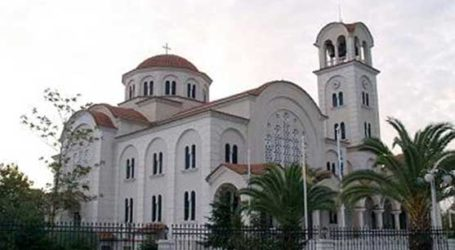 Η Ανακομιδή των Λειψάνων του Αγίου Νικολάου – Η δεξιά χειρ του Αγίου Νεκταρίου στον Αλμυρό