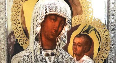 Η Ιερά Εικόνα της Παναγίας του Όρους των Ελαιών στον Βόλο