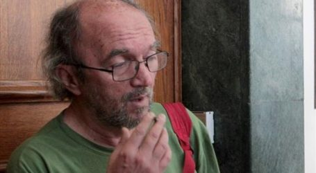 Στον Βόλο ο υπ. ευρωβουλευτής του ΣΥΡΙΖΑ Πάνος Λάμπρου
