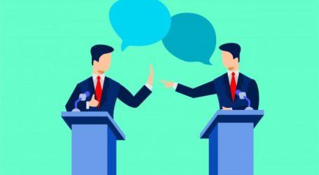 Καμία διάθεση για debate