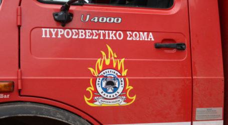 Έφυγε ξαφνικά από τη ζωή ο διοικητής του Πυροσβεστικού Κλιμακίου Φαρσάλων