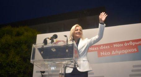 Βίντεο: Δείτε την κεντρική προεκλογική ομιλία της Ρένας Καραλαριώτου