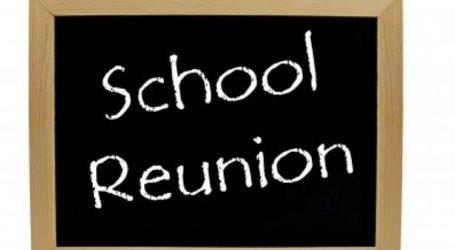 Reunion αποφοίτων 1970 του 2ου Γυμνασίου Βόλου