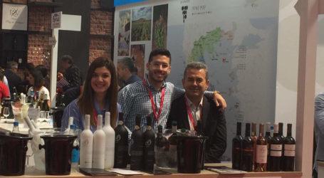 Βραβεύτηκε Βολιώτικο Οινοποιείο σε διεθνή έκθεση στο Λονδίνο