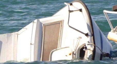 Ημιβυθίστηκε σκάφος σε χωριό της Μαγνησίας