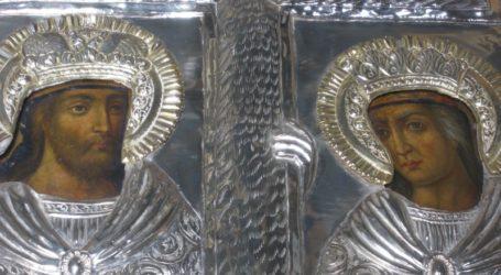 Στον Βόλο η ιερά Εικόνα της Παναγίας «Φοβεράς Προστασίας»