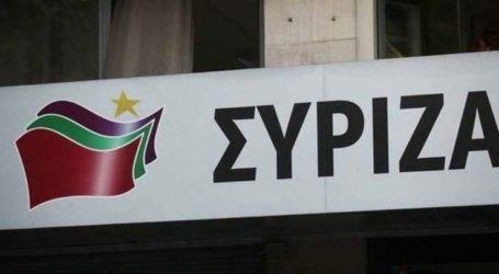 Επίσκεψη στη Λάρισα των υποψηφίων ευρωβουλευτών του ΣΥΡΙΖΑ Ελ. Αγγέλη και Μ. Θεοφιλάτου