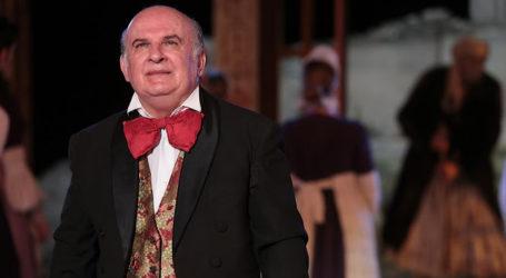 ΤΩΡΑ: Πέθανε ο ηθοποιός Τάσος Πεζιρκιανίδης