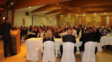 Παρουσίαση ευρωψηφοδελτίου και περιφερειακού ψηφοδελτίου της Χρυσής Αυγής στη Θεσσαλία [εικόνες]