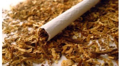 Χειροπέδες σε 42χρονο στη Λάρισα για κατοχή αφορολόγητου καπνού και τσιγάρων