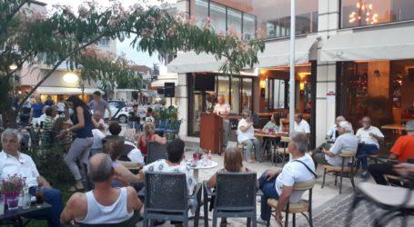 Περιοδεία των στελεχών του ΣΥΡΙΖΑ στον Αλμυρό