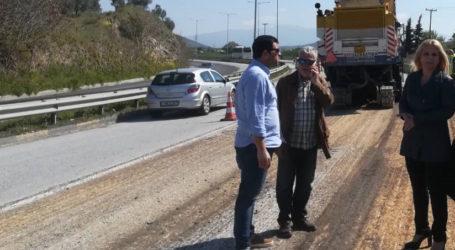 Ολοκληρώθηκε η αποκατάσταση του δρόμου Βόλου – Φαρσάλων