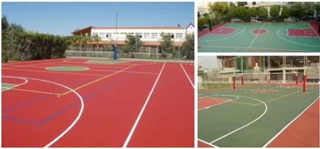 Αλλάζουν όψη οι αύλειοι χώροι στα σχολείαΒελεστίνου, Ριζομύλου και Καναλίων