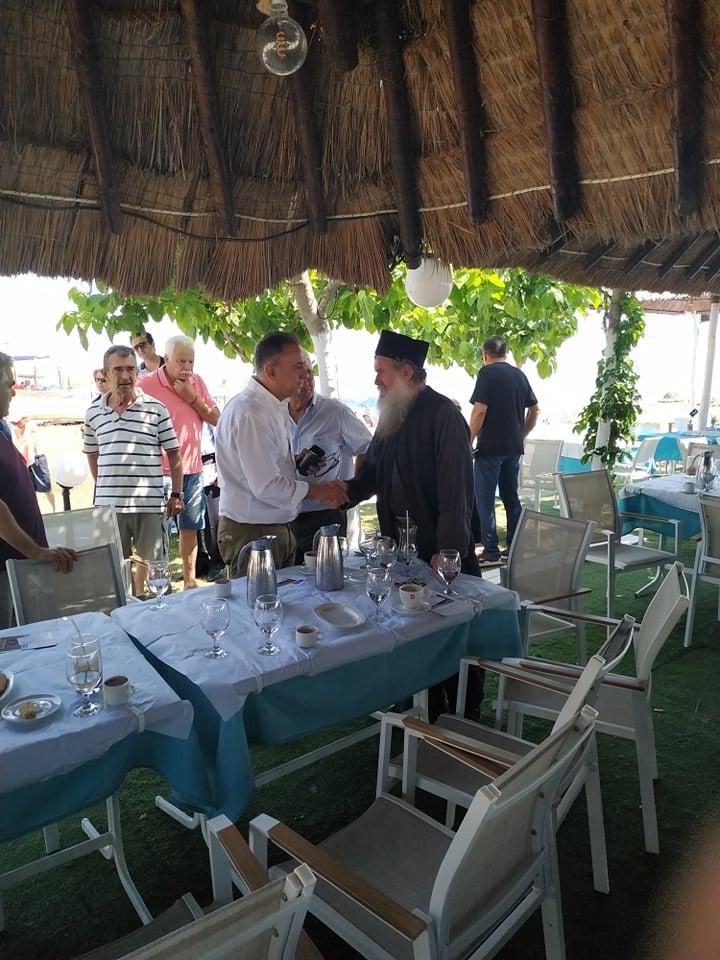 Κέλλας: Βελτίωση της νομοθεσίας για το καθεστώς του αιγιαλού
