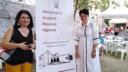 Μαρία Γαλλιού: Το Φεστιβάλ Πηνειού δείχνει τη Λάρισα που θέλουμε!