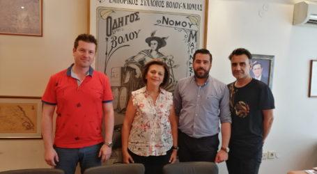 Συνεχίζει τις επαφές με πολίτες η Μ. Χρυσοβελώνη – Επισκέφθηκε δεκάδες περιοχές