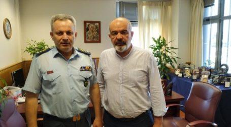 Μπαργιώτας: «Οι αστυνομικοί ρίχνονται με αυταπάρνηση στη μάχη του εγκλήματος»
