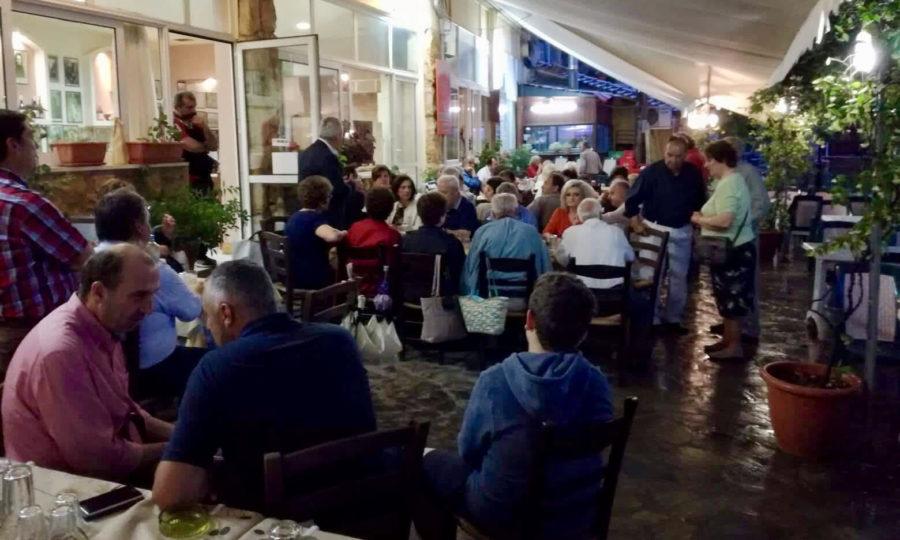 Χαρακόπουλος σε Ραψάνη, Ιτέα, Παραπόταμο, Μακρυχώρι: «Νέο ξεκίνημα με τον Κυριάκο»