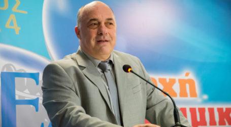 Γιάννης Καραγκιόζος: «16 οι έδρες του Μπέου στον Βόλο»