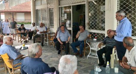 Χαρακόπουλος: Δέσμευση Μητσοτάκη η μείωση 30% του ΕΝΦΙΑ!