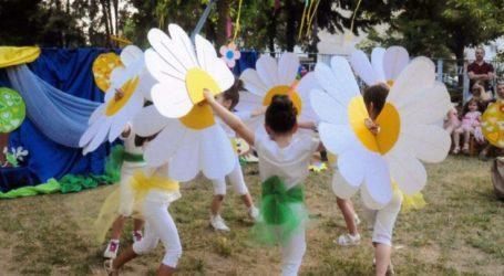 Ολοκλήρωση των καλοκαιρινών γιορτών στους Δημοτικούς Παιδικούς Σταθμούς στη Λάρισα