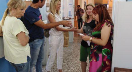 Κατερίνα Πατσογιάννη σε Τελωνείο και Εκτελωνιστές:Το λιμάνι του Βόλου είναι και επιχειρηματικό