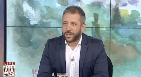 Στην ΕΡΤ ο Αλέξανδρος Μεϊκόπουλος [βίντεο]