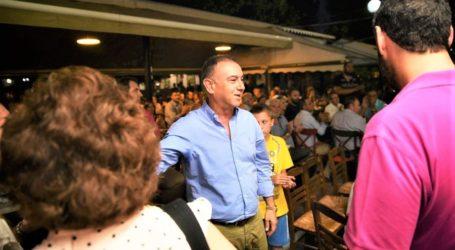 Κέλλας: Στοχευμένα μέτρα για τον Τύρναβο και την περιφέρεια