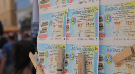 Βολιώτης έκανε την τύχη του – Κέρδισε 100.000 ευρώ στο λαχείο