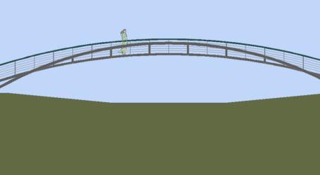 Τρείς γέφυρες και τέσσερις πεζογέφυρες κατασκευάζει σε Αγιόκαμπο, Σωτηρίτσα και Βελίκα η Περιφέρεια (φωτό)