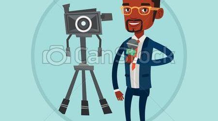 τηλεόραση μικρόφωνο κάμερα εικόνα csp46093077