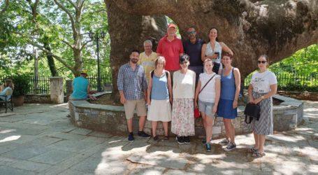 Φιλοξενία δημοσιογράφων στην Μαγνησία