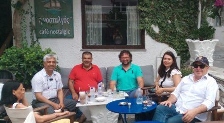 Θέματα Τουρισμού, Υγείας και Εκπαίδευσης για τις Β. Σποράδες συζήτησε με φορείς η υπ. βουλευτής ΝΔ Ζαφειρούλα Αναγνώστου