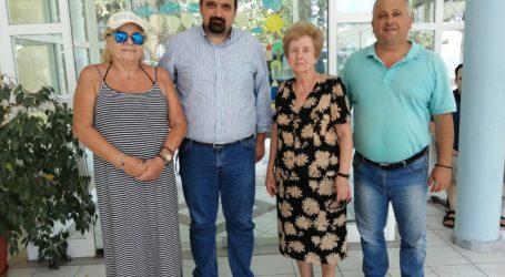 Χρ. Τριαντόπουλος: Επισκέψεις σε Νοσοκομείο και φορείς υγείας και πρόνοιας