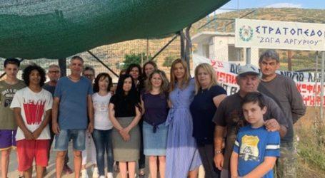 Στέλλα Μπίζιου: «Όχι» στα σχέδια της κυβέρνησης για το Μεταναστευτικό