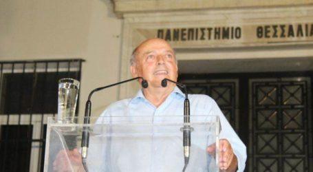 Στην πλατεία Ταχυδρομείου μίλησε ο Κ. Τζανακούλης