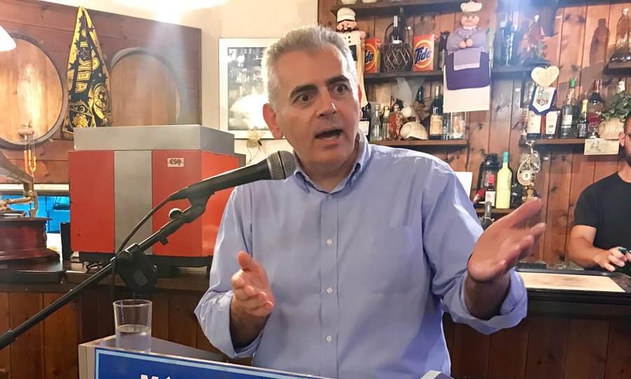 Χαρακόπουλος στον Τύρναβο: Ώρα για πολιτική αλλαγή με αυτοδυναμία ΝΔ!